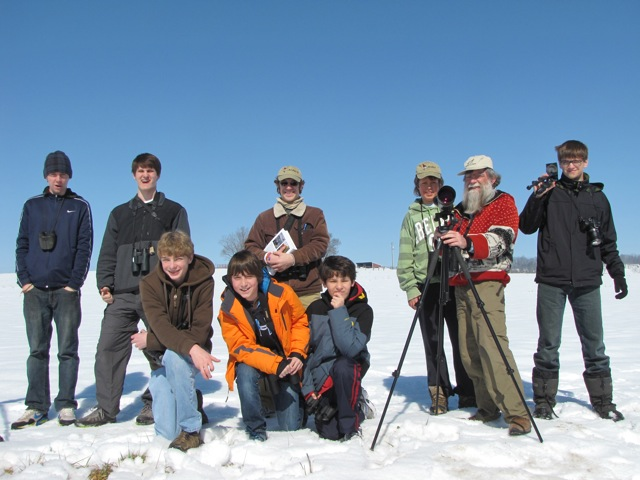 Blue Ridge Young Birders