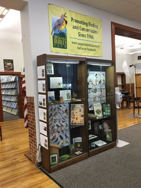 50th anniversary library display